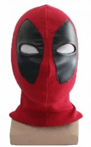 Deadpool 2 Wade Wilson Mask