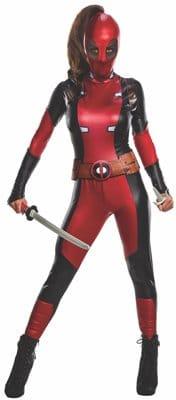 Deadpool 2 Women Costume