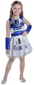 Star Wars R2D2 Girls Dress