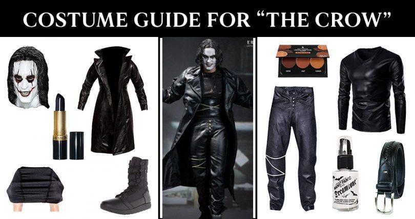 The Crow Costume