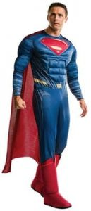 Superman Dawn Of Justice Suit For Man