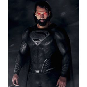 Superman Justice League jACKET