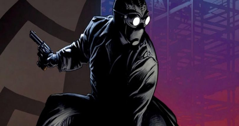 Spiderman Noir Costume