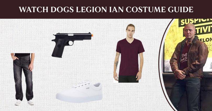 Legion Ian Costume