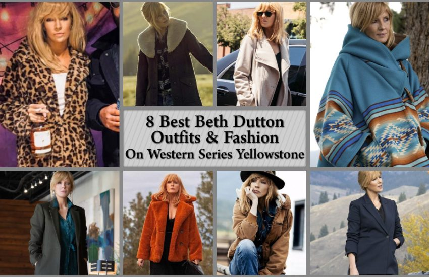 8 Best Beth Dutton Outfits