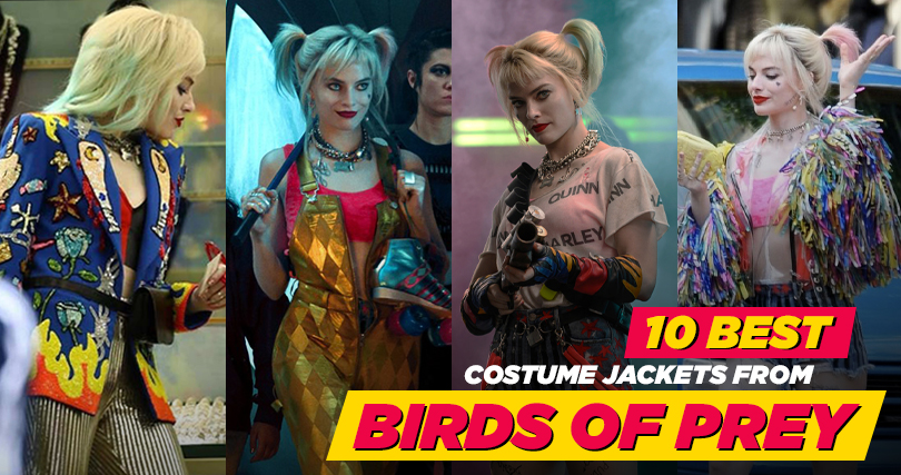 10 Best Costume Jackets from Birds Of Prey