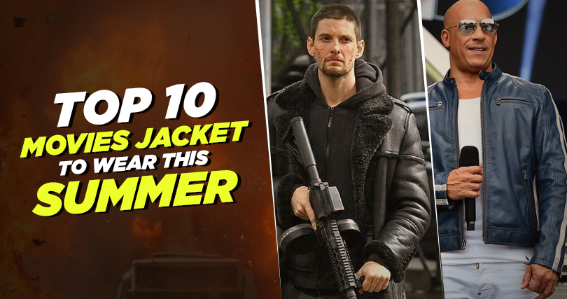 Top 10 Movie Jackets