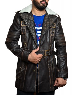 Fallout 4 Elder Maxson Trench Coat