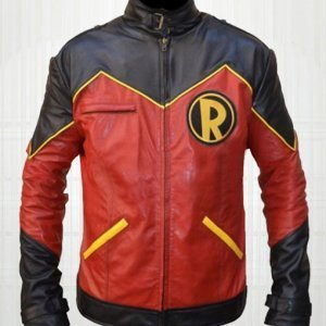 Tim Drake Robin Jacket