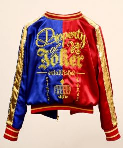 harley quinn jacket