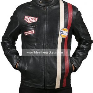 Le Mans Leather Jacket