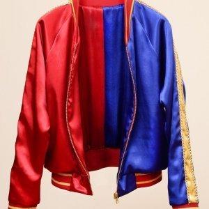 harley quinn bomber jacket