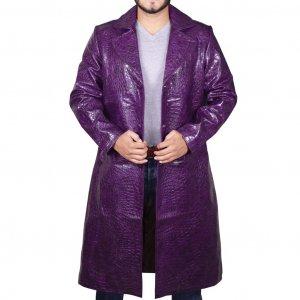 suicide squad joker coat