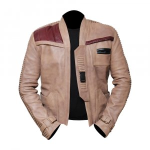 Star-Wars-Finn-Light-Brown-Jacket