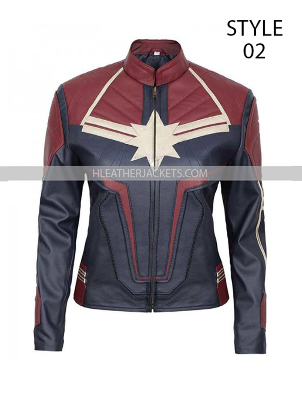 captain marvel carol danvers jacket