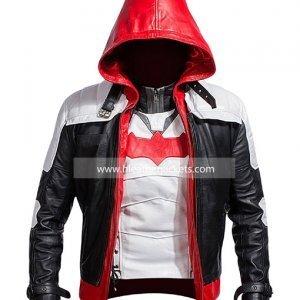 red hood hoodie