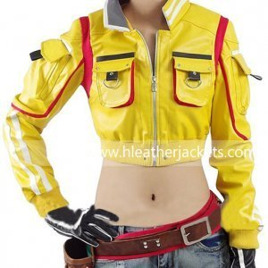 Cindy Leather Jacket