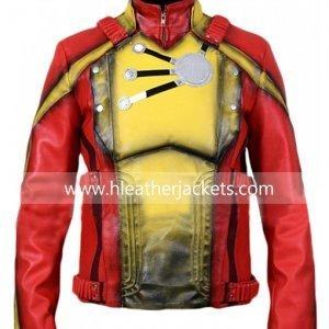 Firestorm Jacket