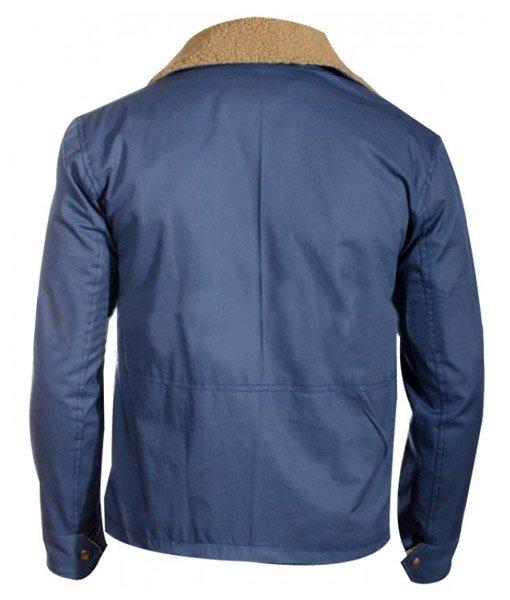 blue boob jackets