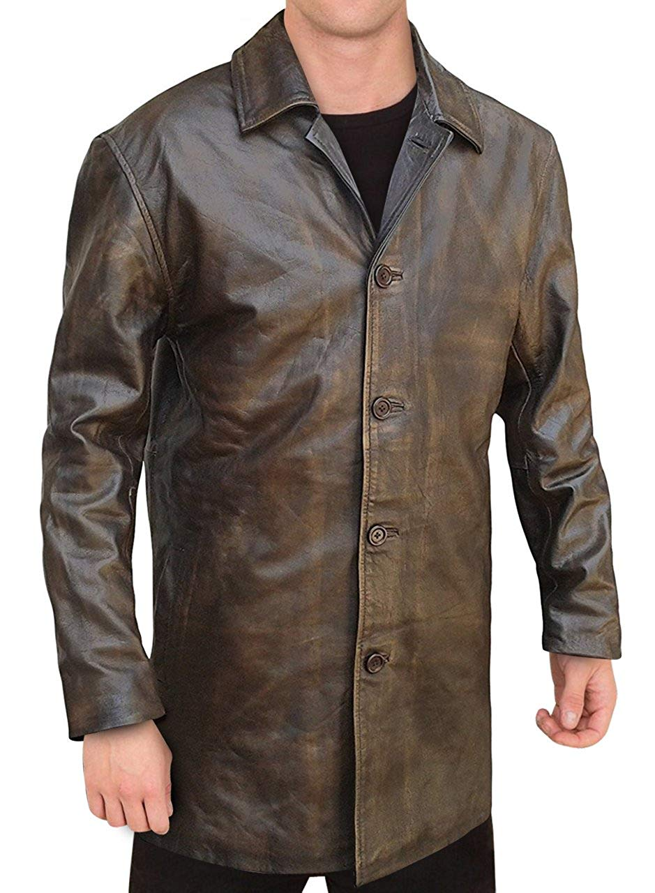 d0b3cf4f Distressed Supernatural Dean Winchester Jacket - Hleather Jacket
