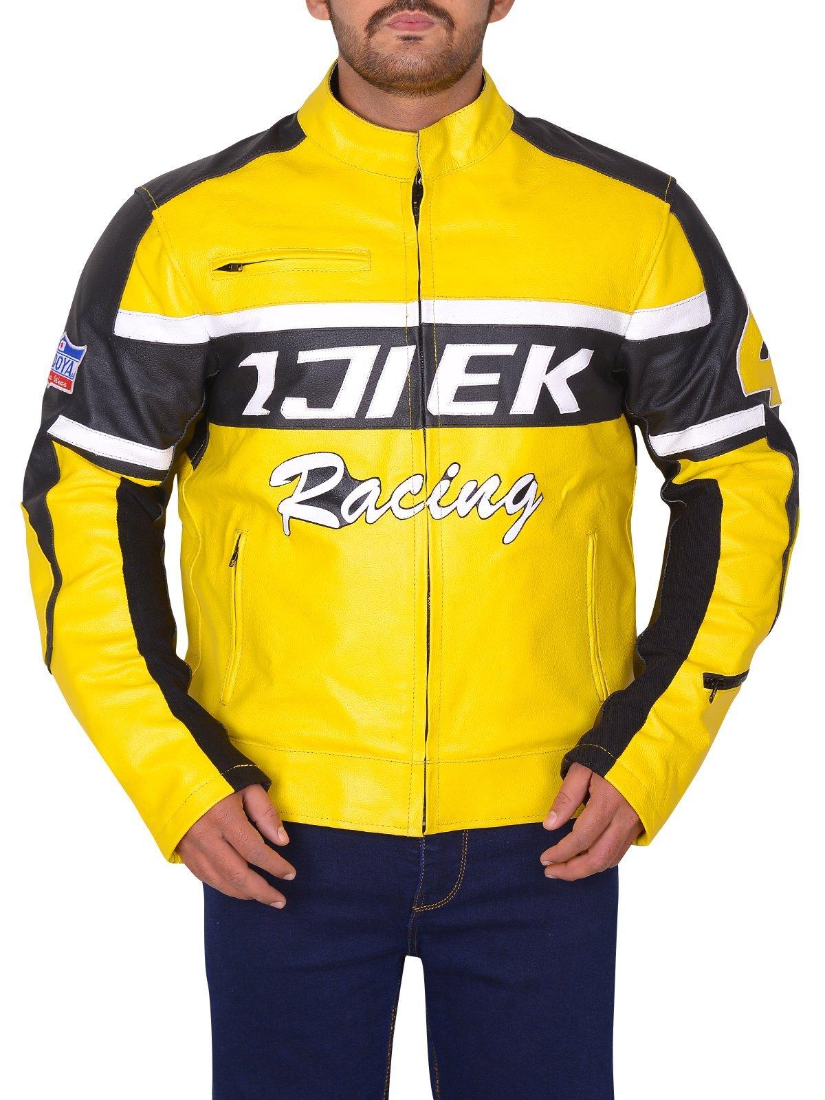 Dead Rising 2 Jacket Chuck Greene Leather Jacket