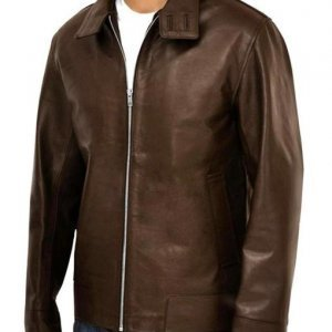 Magneto-Leather-Jacke