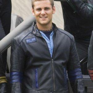 Power Rangers RPM Flynn Jacket