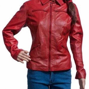 Emma Swan Red Jacket