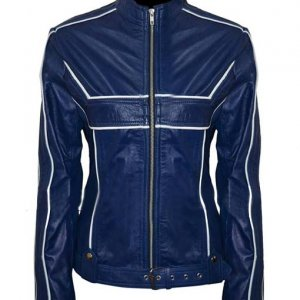 Emma Swan Blue Jacket