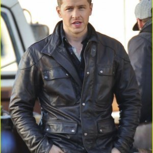 Josh Dallas Jacket