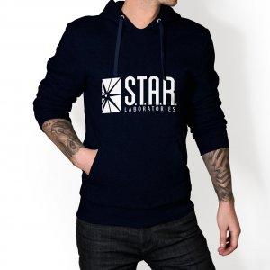 Star Labs Blue Hoodie