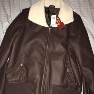 harley quinn leather jacket