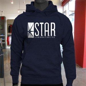 Navy Star Labs Hoodie