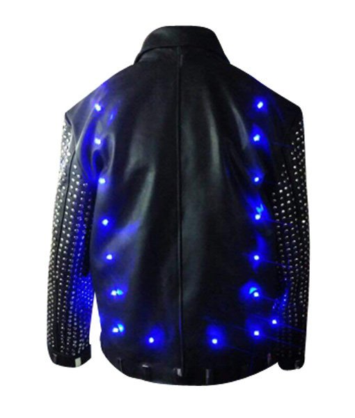 Chris Jericho Jacket   Light Up Jacket For Sale - Hleather ...