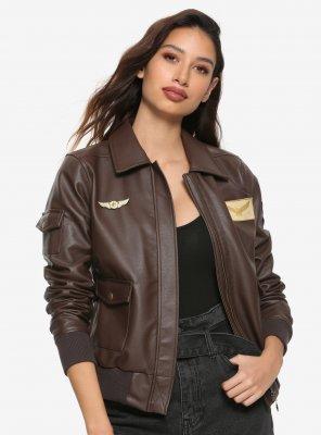 Flight Brie Larson Bomber Jacket