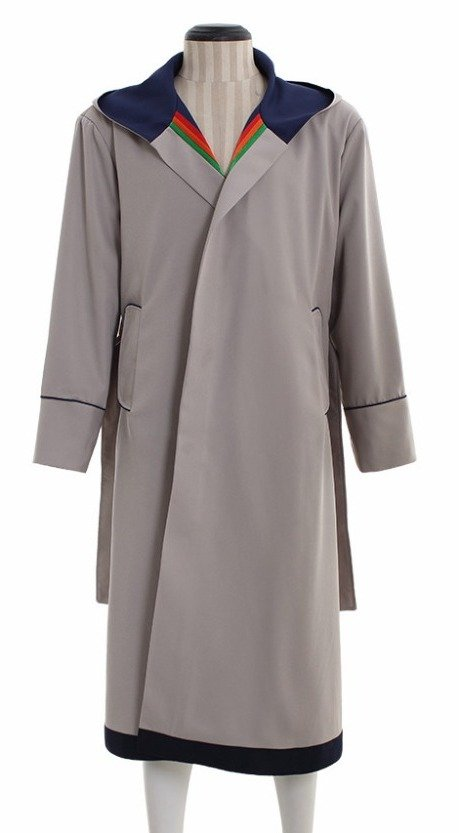 f17cafcc8 Womens 13th Light Grey Trench Coat