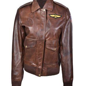 captain marvel flight brie larson bomber jacket