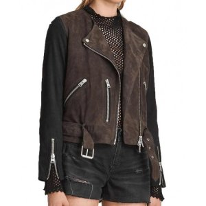 arrow-katie-cassidy-biker-jacket