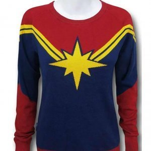 captain-marvel-womens-sweater