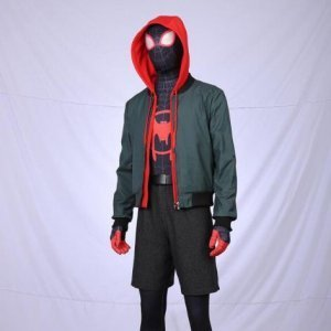 miles morales hoodie