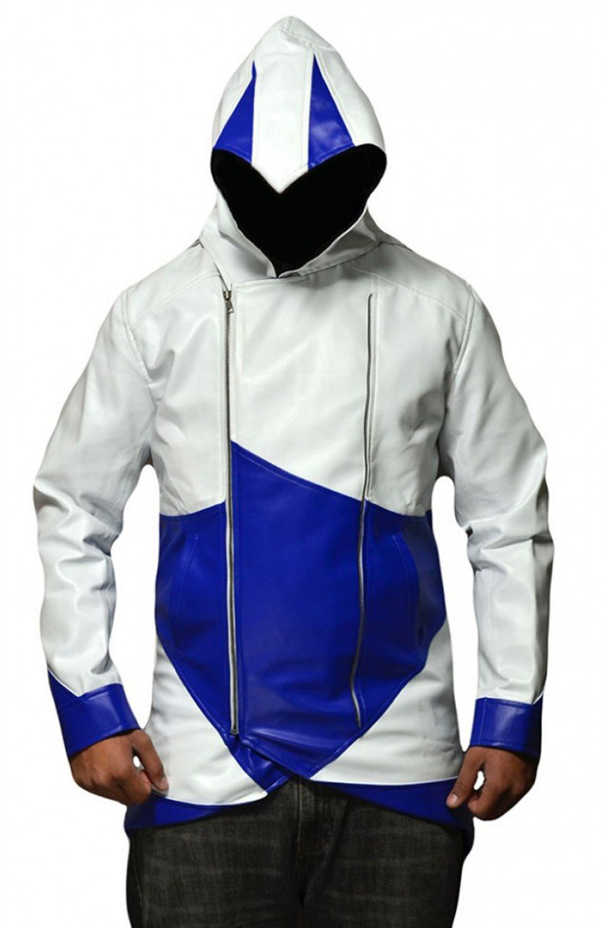 Connor Kenway Jacket Assassin S Creed 3 Hoodie Jacket