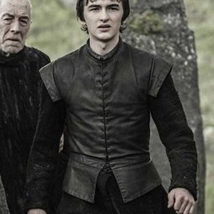 Game of Thrones Bran Stark Leather Vest