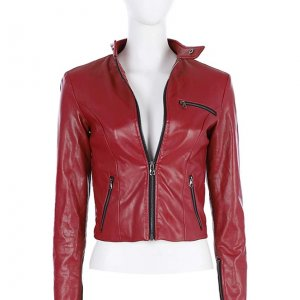 claire-redfield-red-leather-jacket