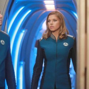 Adrianne Palicki The Orville Jacket