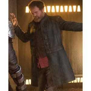 star-trek-discovery-rainn-wilson-leather-coat