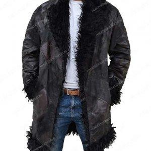 klaus hargreeves coat