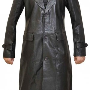 Smallville Superman Clark Kent Coat