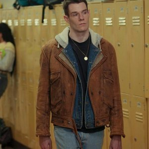 Adam Groff Jacket