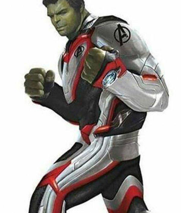 Avengers Endgame Jacket | Avengers Quantum Realm Jacket