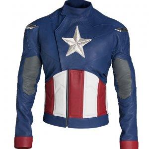 Captain America Avengers Endgame Jacket